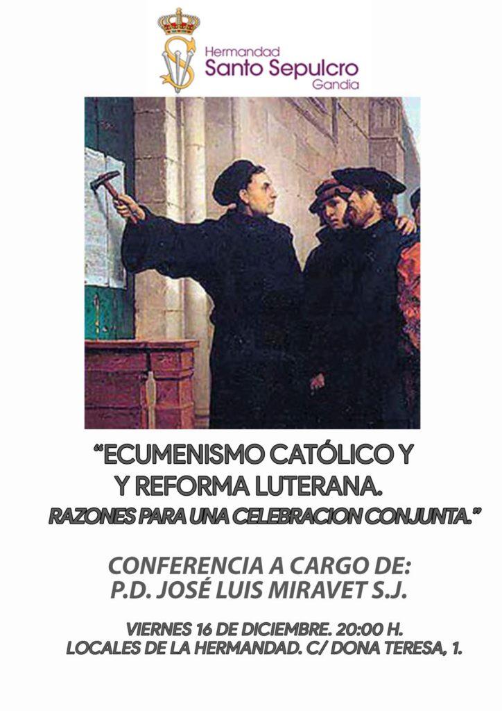 Conferencia Santo Sepulcro