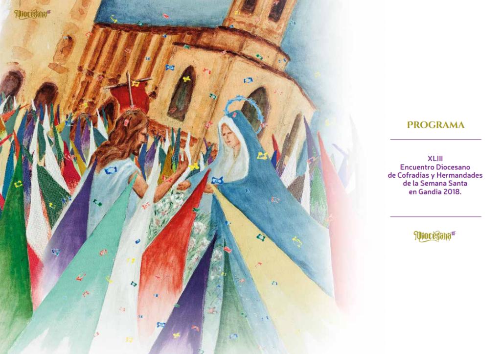 Procesión Diocesana 24 Febrero