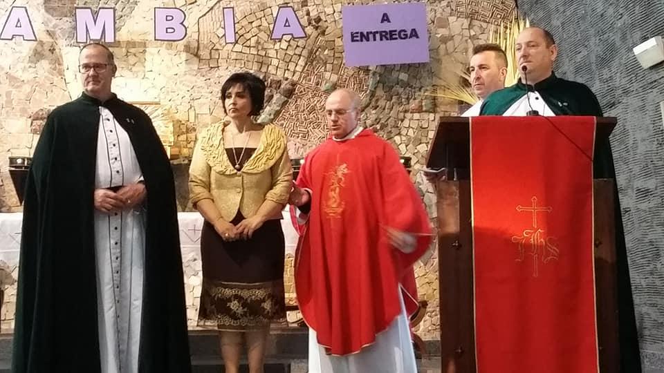 Misa Domingo de Ramos