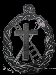 Medalla Hermandad Descendimiento anverso
