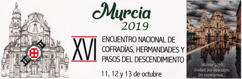 XVI Encuentro Nacional de Cofradías, Hermandades y Pasos Del Descendimiento